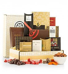 Chocolate & Sweet Baskets: Gold Star Gourmet