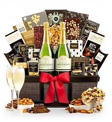 Champagne Baskets: Grand Champagne Celebration